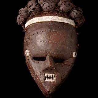 1993 JK 27a Face Mask, Sala Mpasu, D.R.C