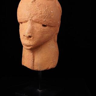 Male head, Sokoto, Nigeria