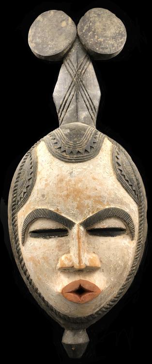 Female Mask, Igbo, Nigeria