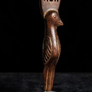 Wood slingshot