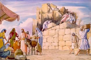 מה גילה מרדכי בשושן?