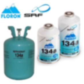 Floron R 134 A Gas Refrigerant