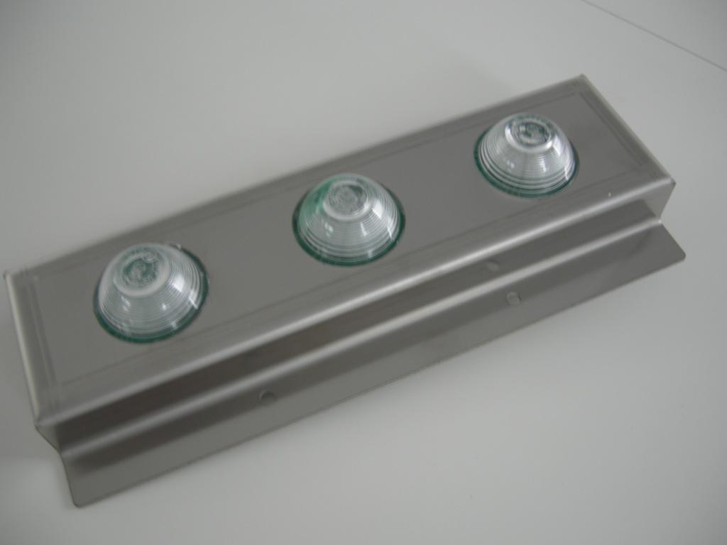 Segnalatore a tre luci