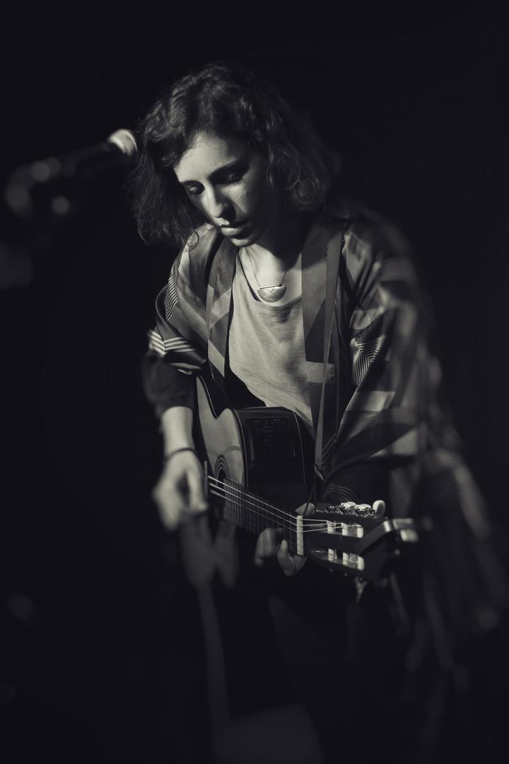 Gribouille guitare - photo Thomas Guerig