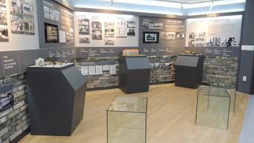 초록우산 어린이재단 역사, 자료관 전시물 설계 및 제작 설치