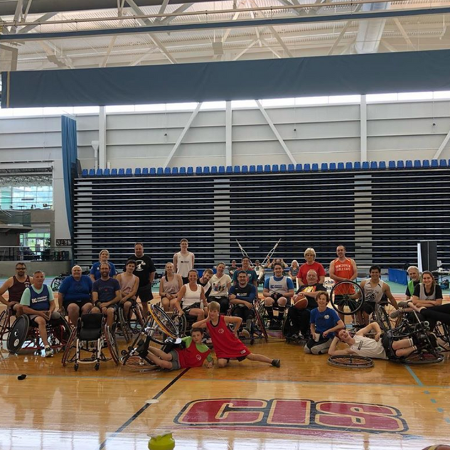 BC Wheelchair Basketball Jamboree