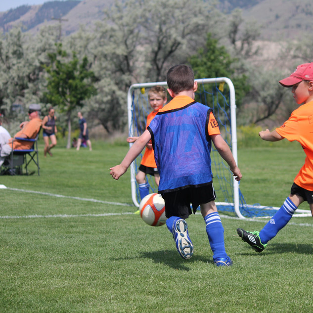 Mini soccer Kamloops