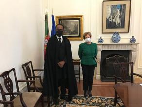AAUL recebida em Audiência pela Provedora de Justiça da República Portuguesa