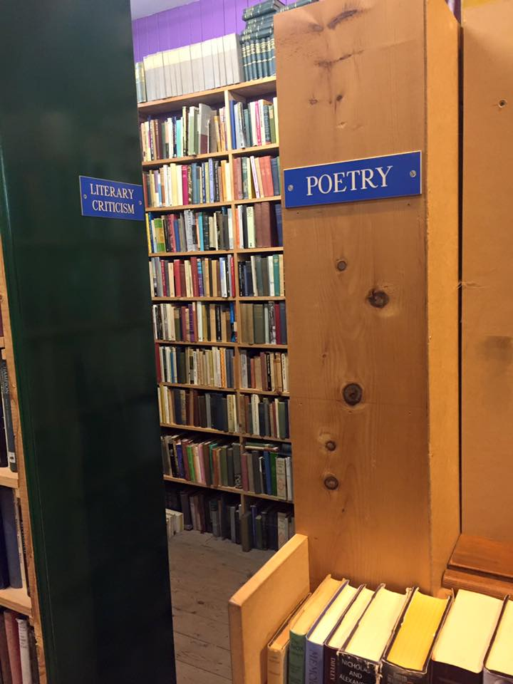 Leakey's Poetry Section