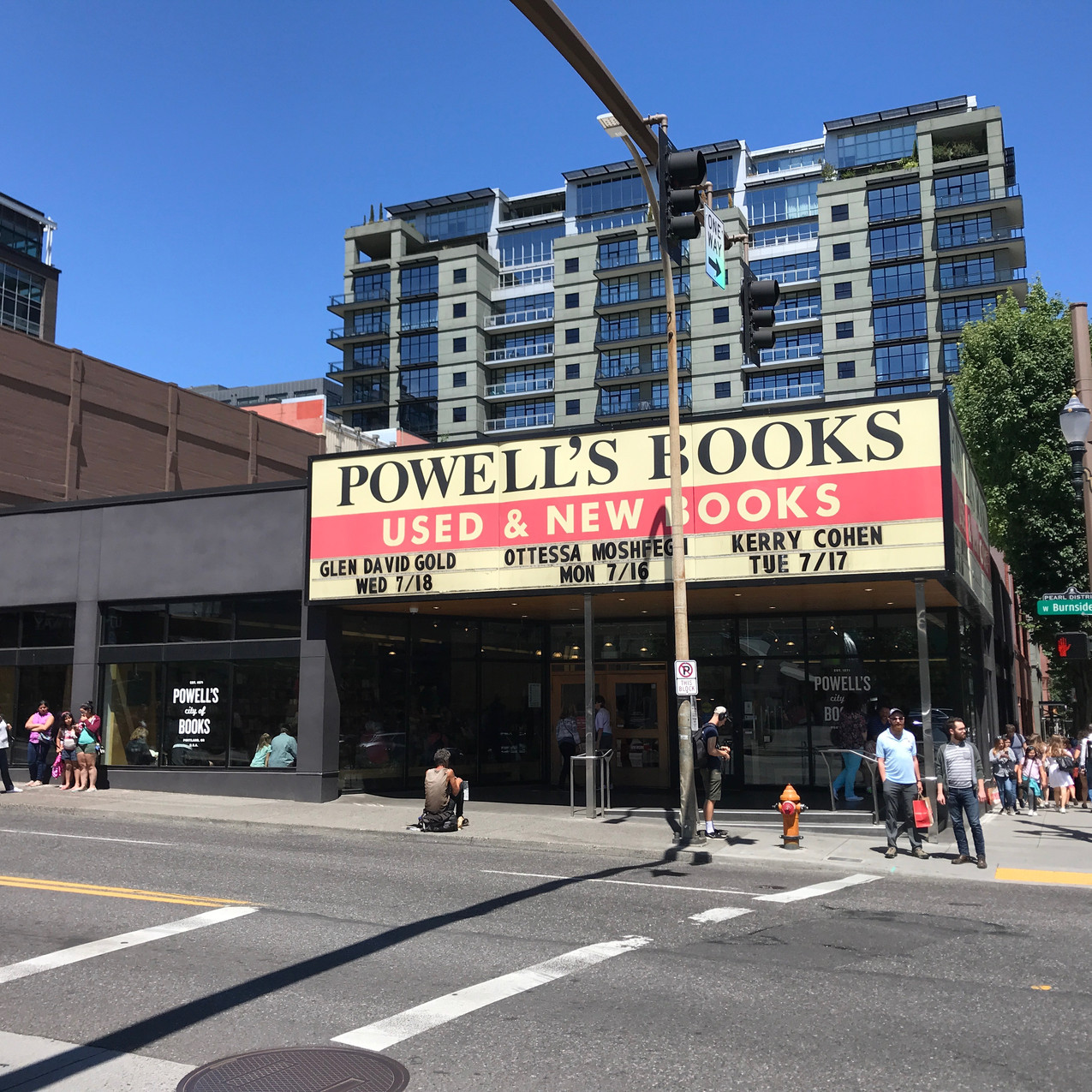 Powell's Bookstore - Portland