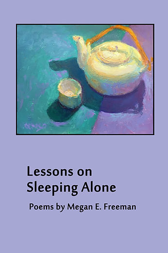 LESSONS ON SLEEPING ALONE by Megan E. Freeman