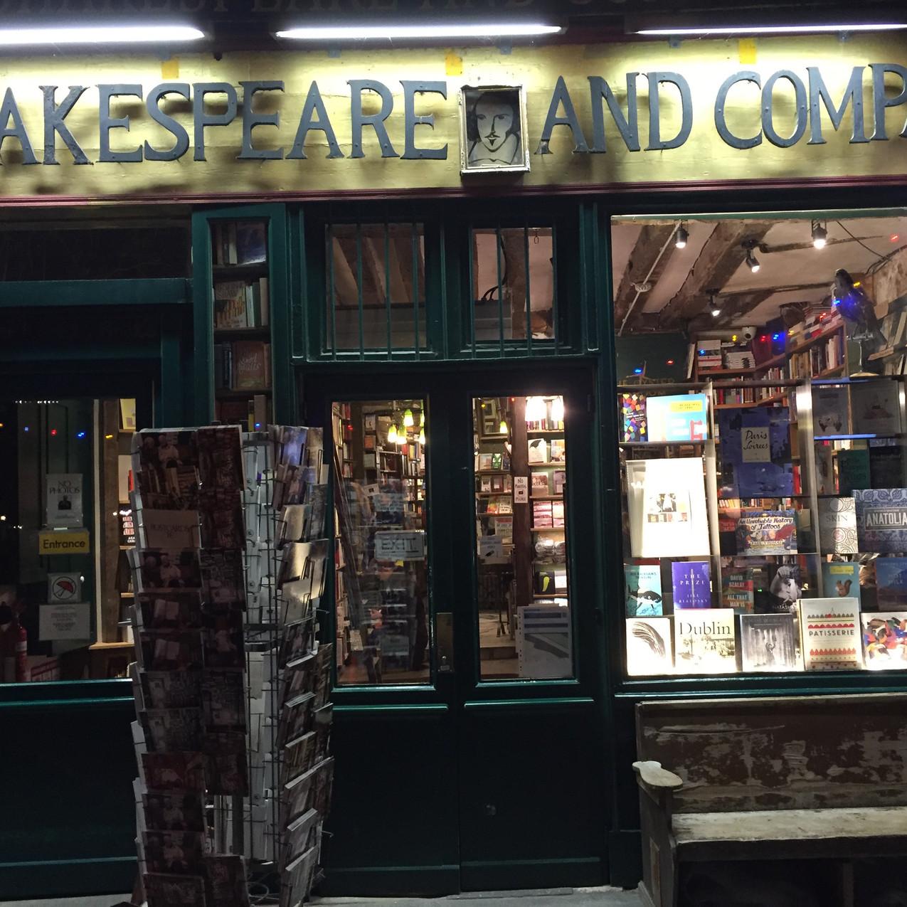 Shakespeare & Co - Paris