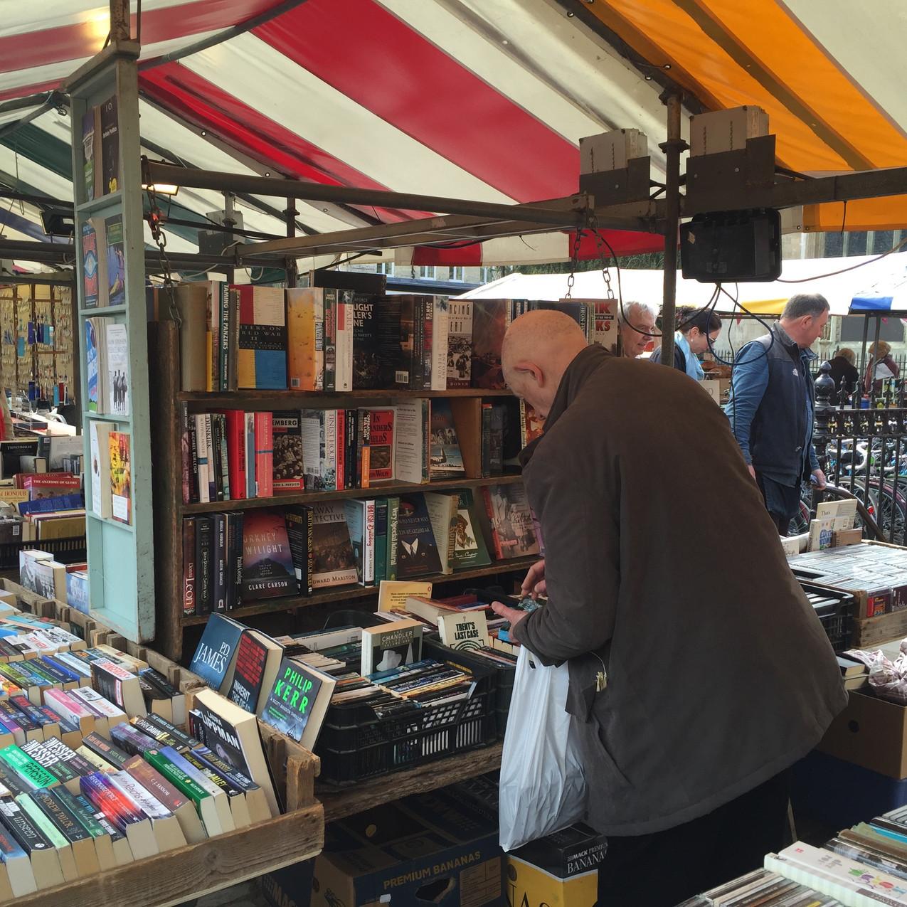 Bookstall - Brugges, Belgium