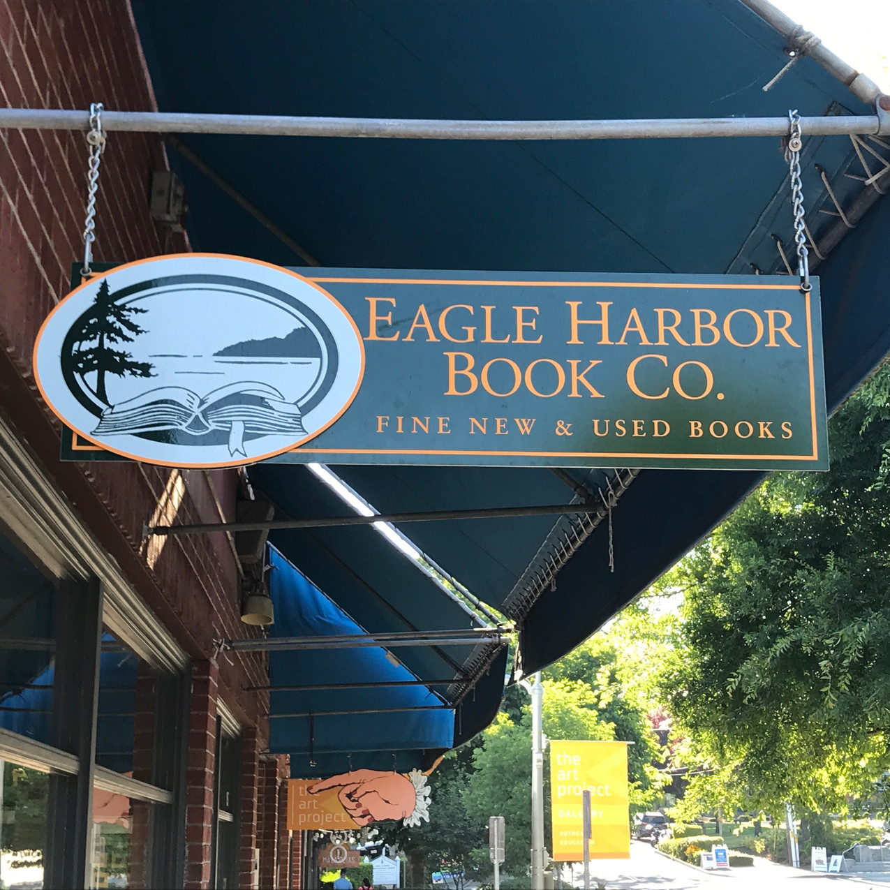 Eagle Harbor Book Shop - Bainbridge Isla