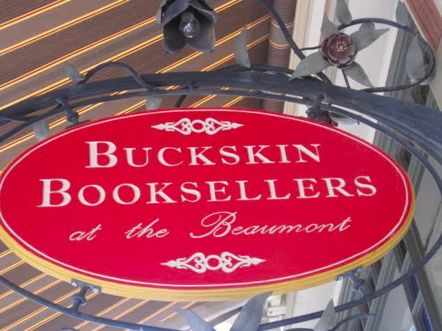 Buckskin Booksellers - Ouray