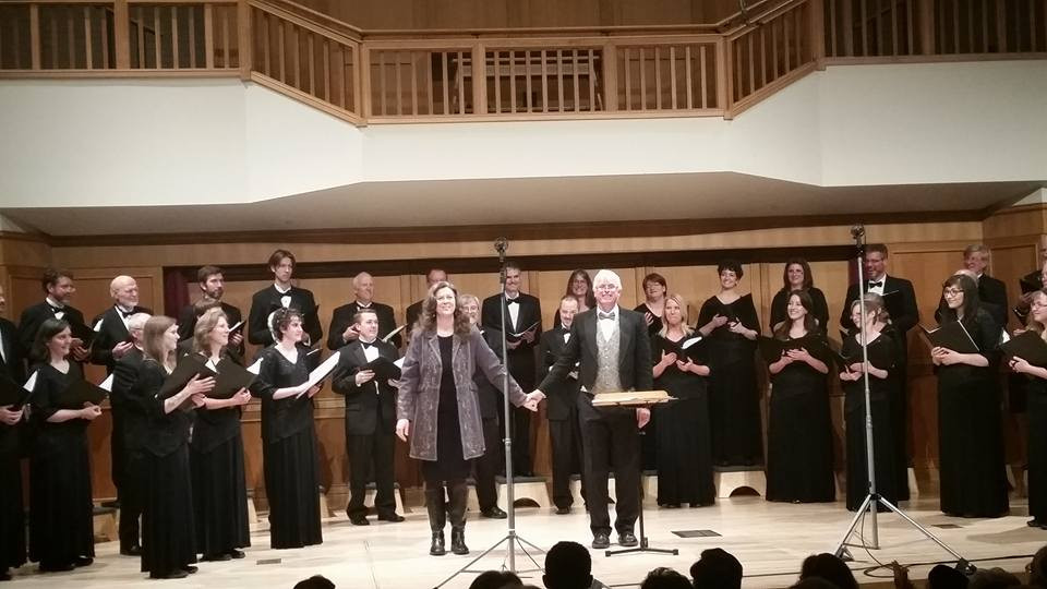 Shared Visions Project with Ars Nova Singers