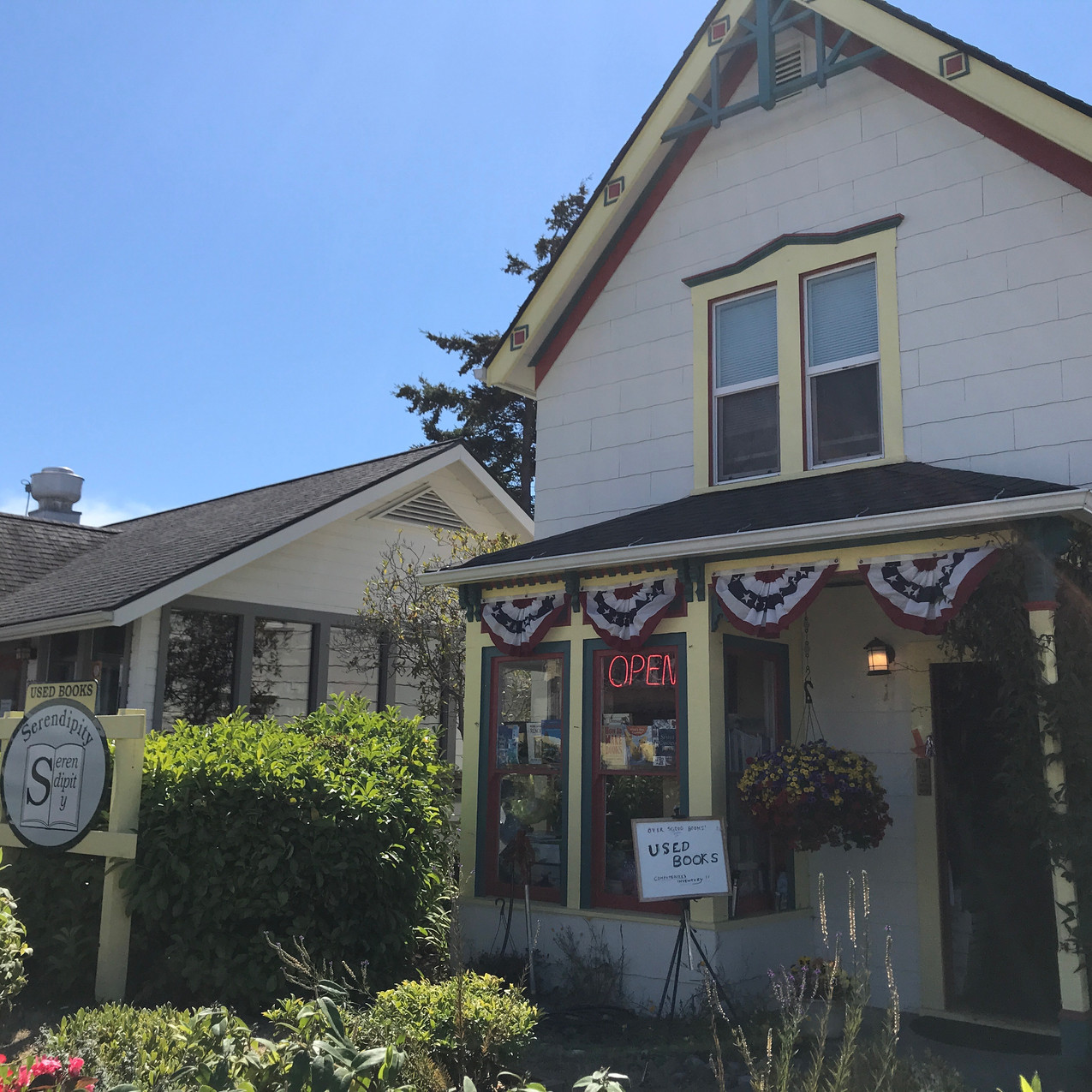 Serendipity Books - Friday Harbor