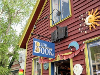 Blue Moon Books Crested Butte