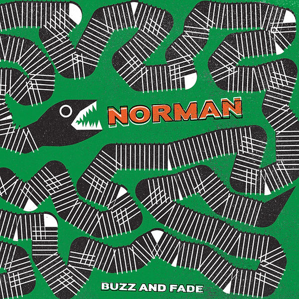 Norman - Buzz and Fade - Cover - Hi Res.