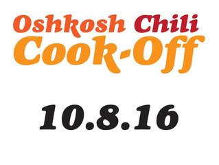 5th Annual Chili Cook Off!