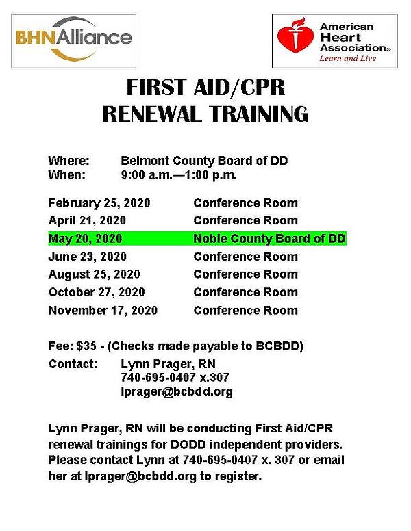 CPR-First Aid Training Calendar 2020.jpg
