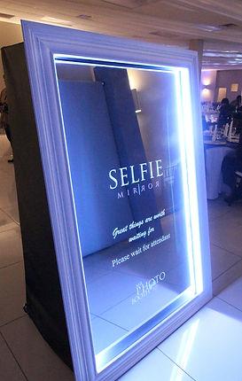 mirror photo booth - dj david edry