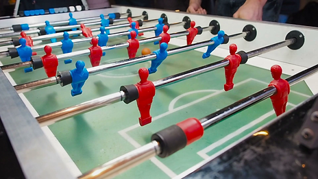 foosball table for bar mitzvah