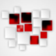 144188-abstract-red-black-and-white-squa