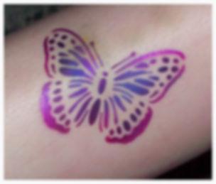 Air Brush - Tattoo