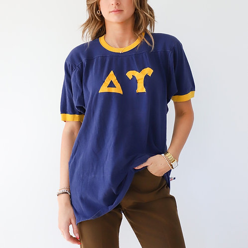60s Fraternity Ringer Shirt