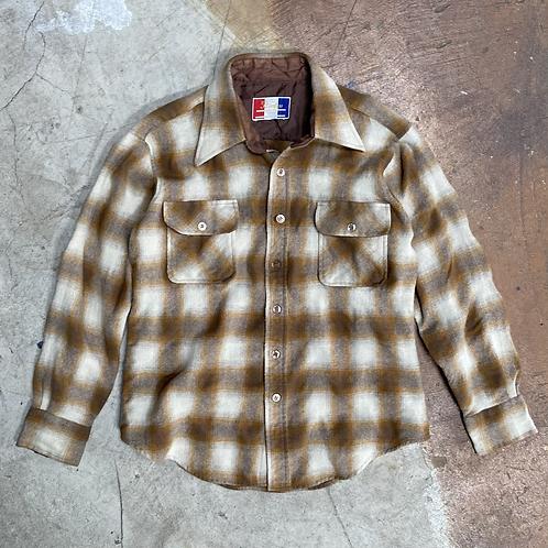 Wool Plaid Flannel