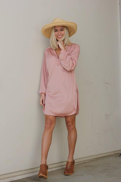 70's Pink Tunic