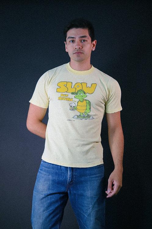 70s Slow Turtle T-Shirt