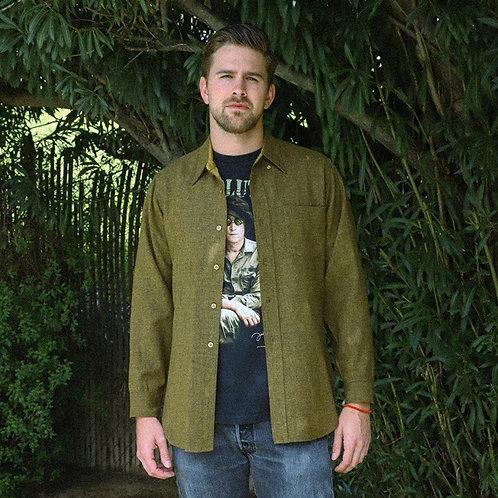 Pendleton Green Wool Shirt