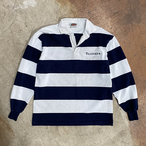 Navy Striped Rugby Jersey