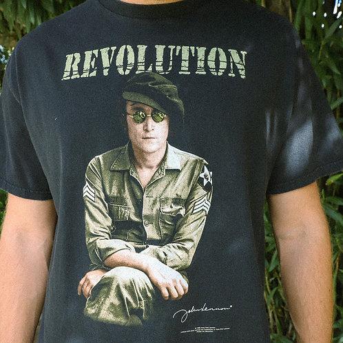 John Lennon Revolution T-Shirt