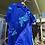 Thumbnail: Dark Blue Aloha Shirt