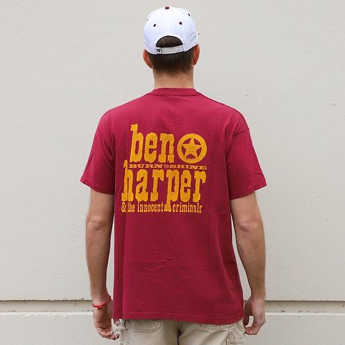 1999 Ben Harper & The Innocent Criminals Band T-Shirt