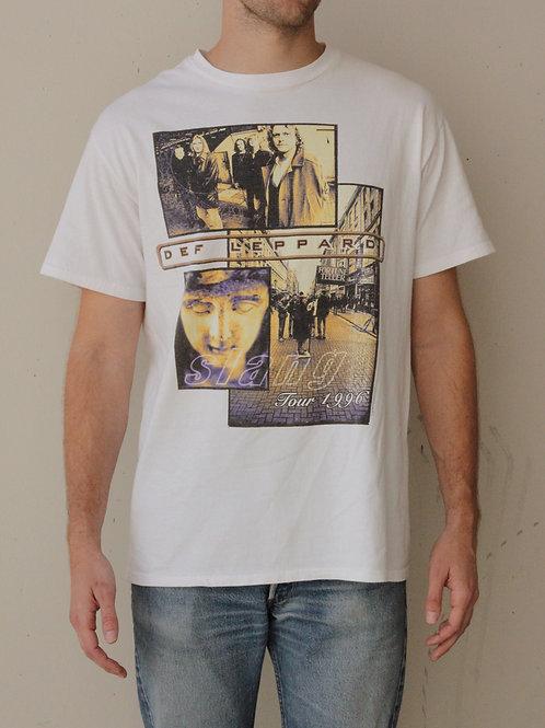 1996 Def Leppard Slang Tour T-Shirt