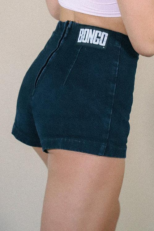 Black Bongo Shorts