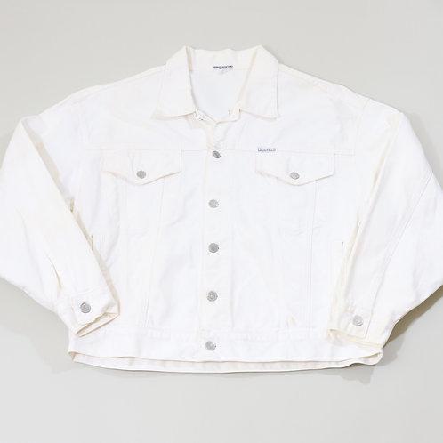 Guess USA White Denim Jacket