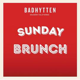 SUNDAY BRUNCH AT BADHYTTEN
