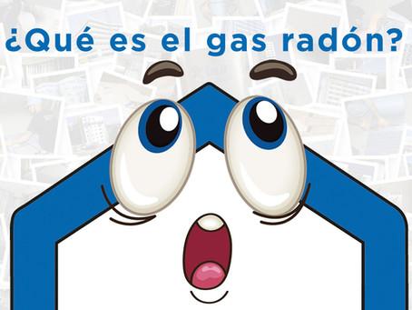 ¿Qué es el gas radón y cómo combatirlo?