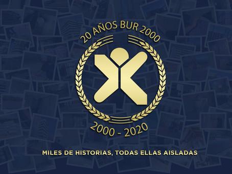 20 años Bur 2000