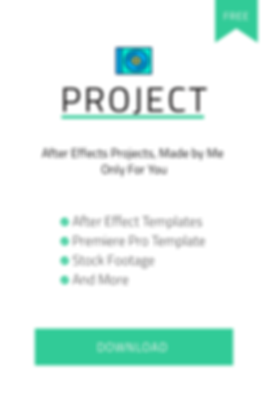 Free Download After Effects Project File