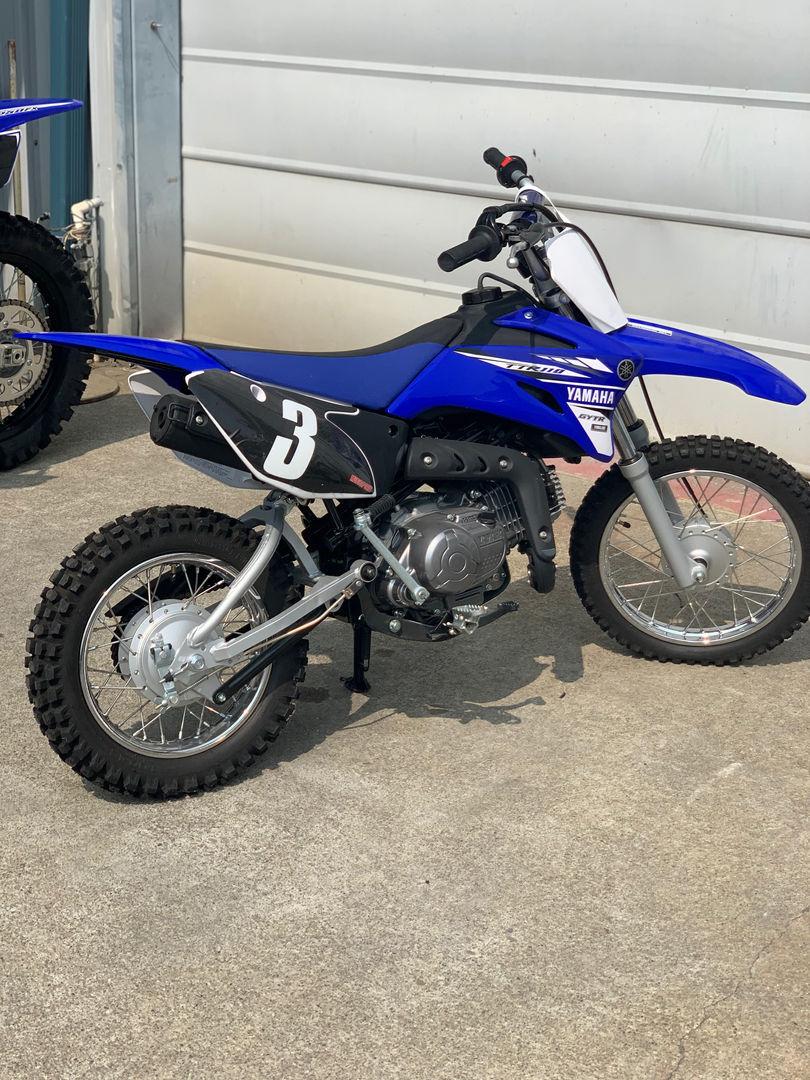 2017 Yamaha TTR110 - $2,600