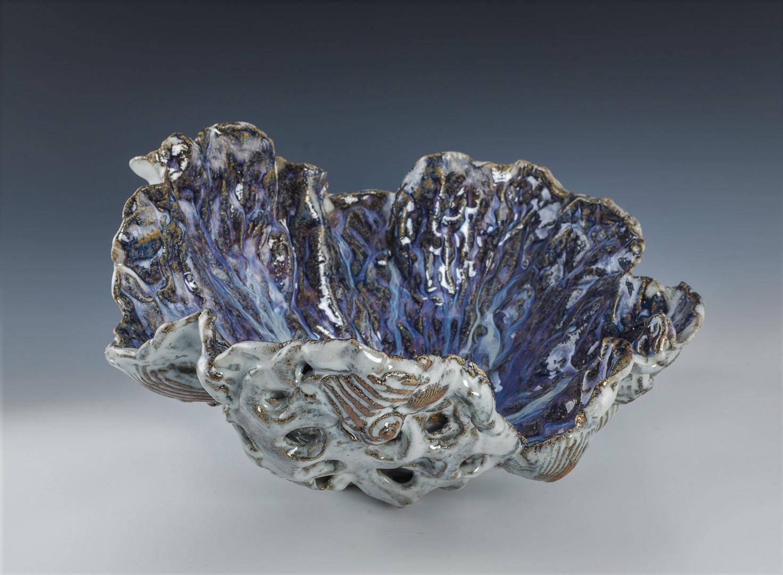 Rutile Blue Seashells