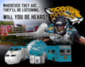 Redskins vs. Jaguars. Be there!!!