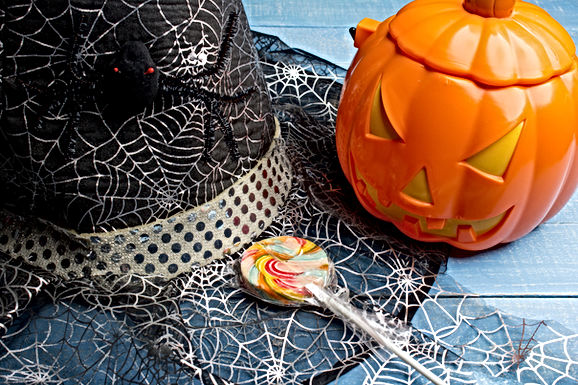 Happy Halloween vanwege Sport Fm Continu