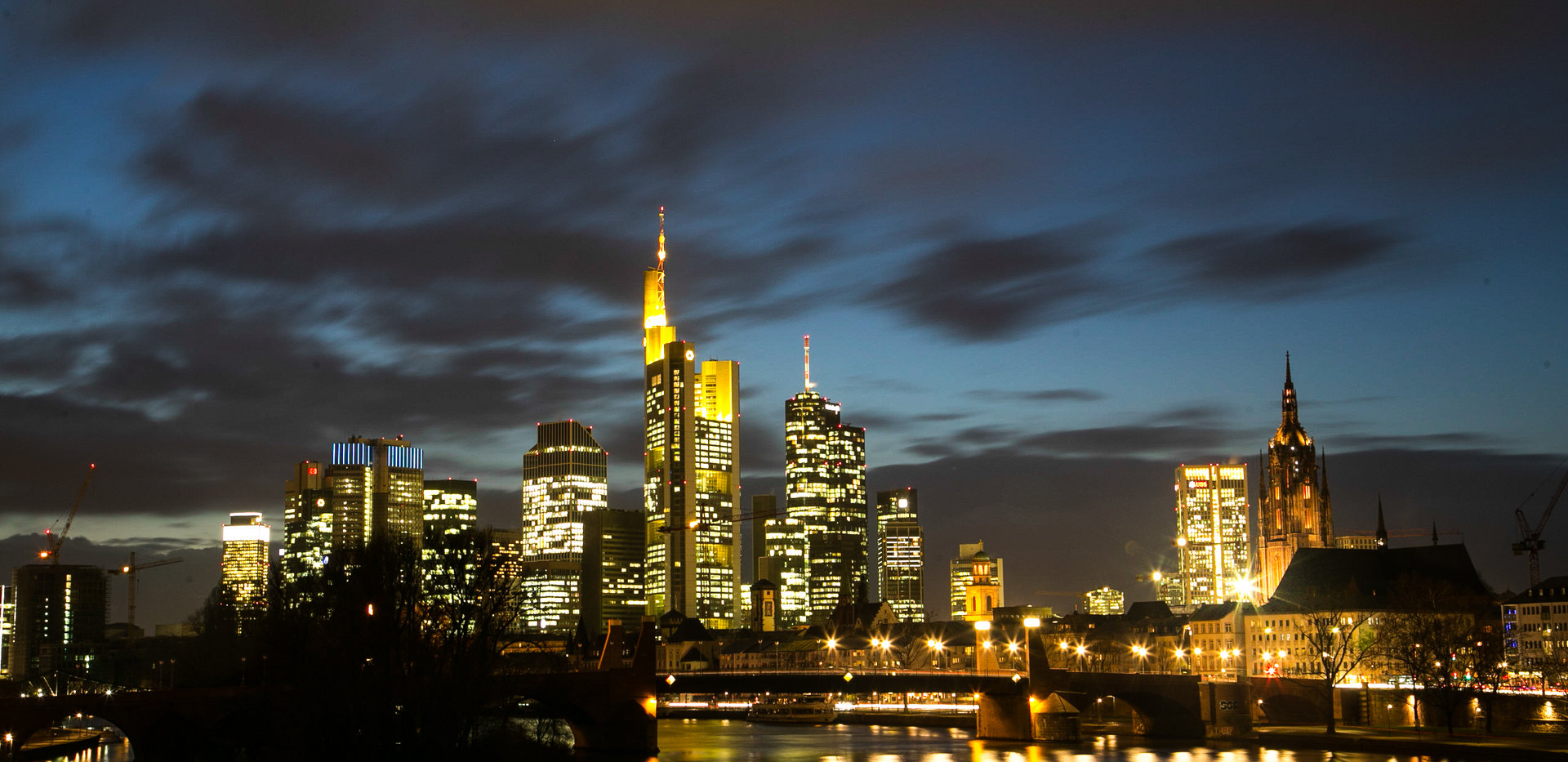 Architektur in Frankfurt | Skyline | fototouren.net
